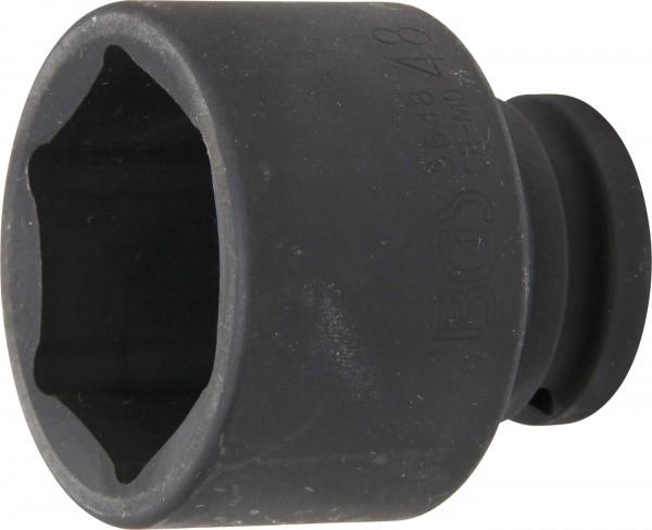 BGS 5648 Kraft-Steckschlüssel-Einsatz, 20 (3/4), 48 mm