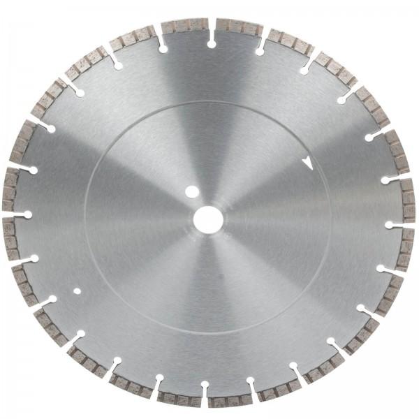 Pretool 100098 Diamant Segment Trennscheibe 350 mm Beton, Stahlbeton, Ziegel