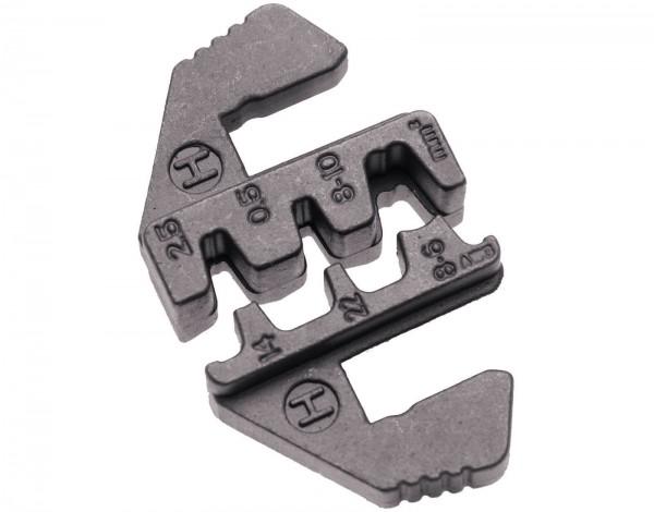 BGS 1410-H Pressbacken für D-USB V3.5, für Art. 1410 & 1411
