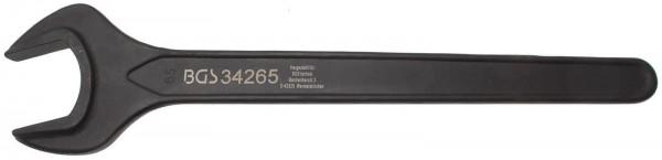 BGS 34265 Einmaulschlüssel, 65 mm
