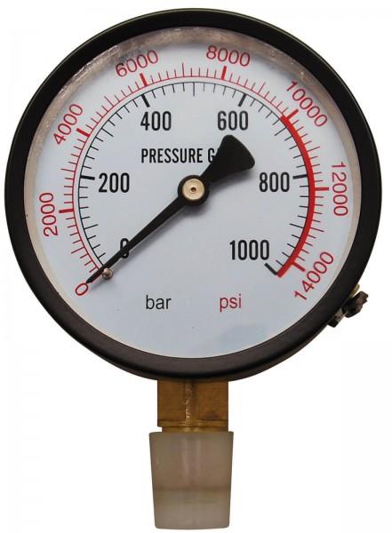 BGS 9246-3 Manometer für Werkstattpresse Art. 9246