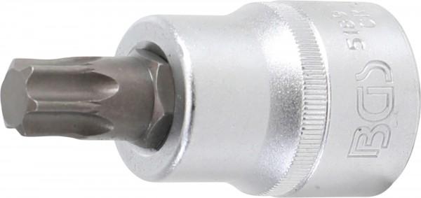 BGS 5189-T70 Bit-Einsatz, T-Profil, 20 (3/4), T70 x 80 mm