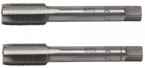 BGS 1900-M10X0.75-B Gewindebohrer M10x0.75, Vor- & Fertigschneider, 2-tlg.