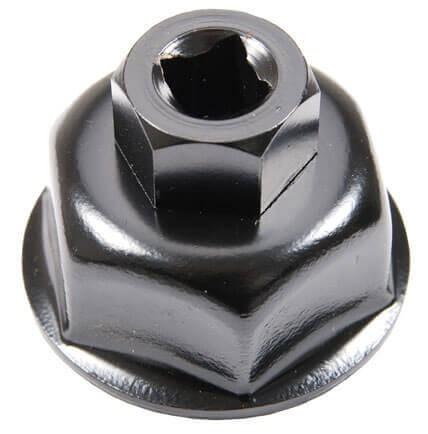 BGS 1019-36 Ölfilterkappe SW 36 mm x 6-kant