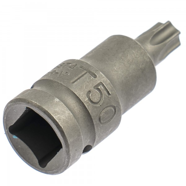 "BGS 5374 Kraft-Steckschlüsseleinsatz Torx, T50 (1/2"")"