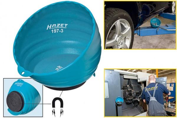 Hazet 197-3 HAZET 197-3 Magnet Schale 150 mm Durchmesser