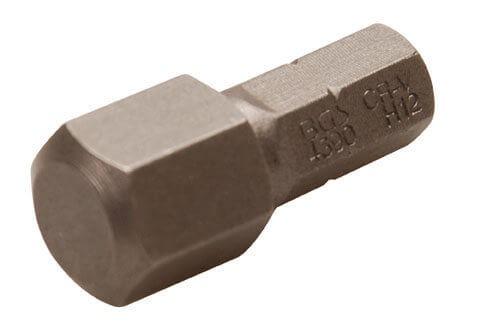 "BGS 4390 Innen-6-kant Bit 12 mm, 30 mm lang, 5/16"" Antrieb"