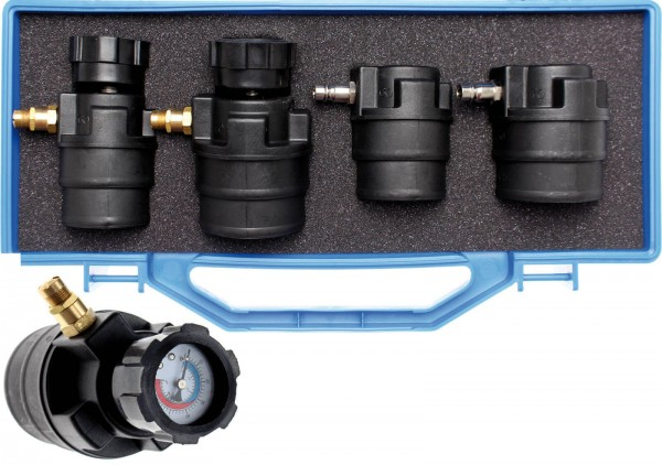 BGS 8958 Abdrücksatz für Turbolade-System, 55-60-65-70 mm