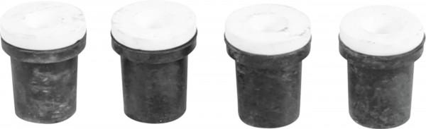 BGS 8989-1 Ersatzdüsen für Druckluft-Sandstrahlgerät, passend für BGS 8989