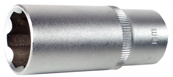 """BGS 2944 Steckschlüssel-Einsatz 1/2"""", Super Lock, tief, 14 mm"""