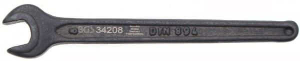 BGS 34208 Einmaulschlüssel, 8 mm