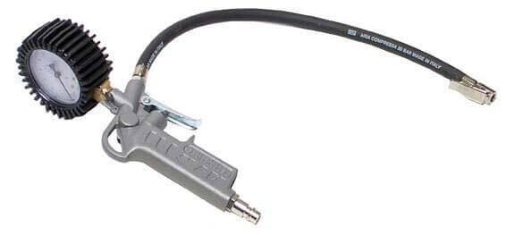 BGS 55400 Druckluft Reifenfüller geeicht