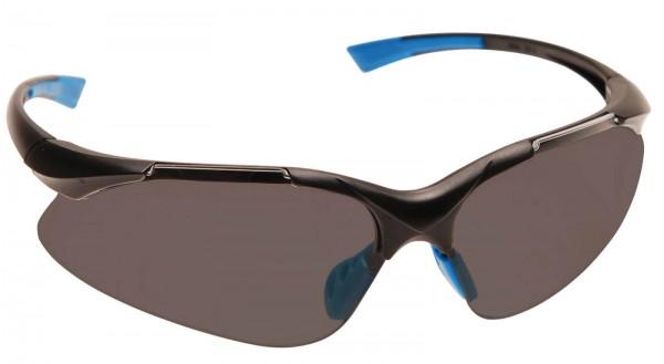 BGS 3628 Schutzbrille, grau getönt