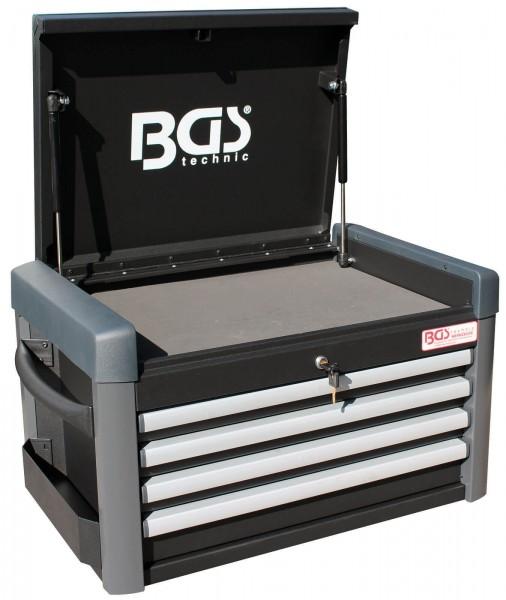 BGS 4112 Werkstattwagen-Aufsatz mit 4 Schubladen