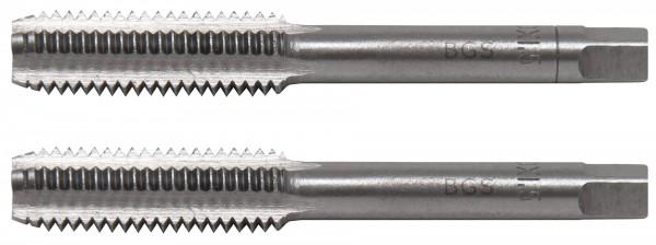 BGS 1900-M10X1.5-B Gewindebohrer M10x1.5, Vor- & Fertigschneider, 2-tlg.
