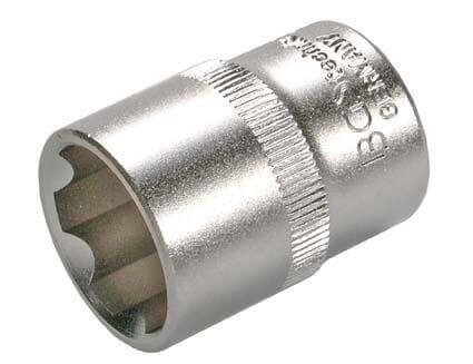 """BGS 2420 Steckschlüssel-Einsatz SW 20 mm 1/2"""" Super Lock"""