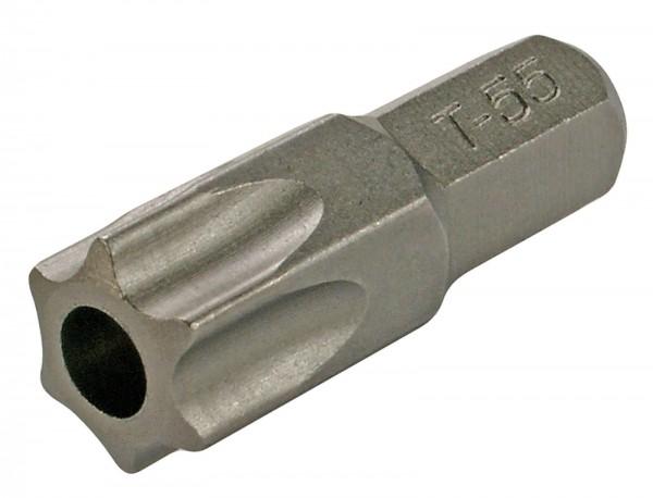 "BGS 4455 T55 Bit mit Bohrung, 30 mm lang, 5/16"" Antrieb"
