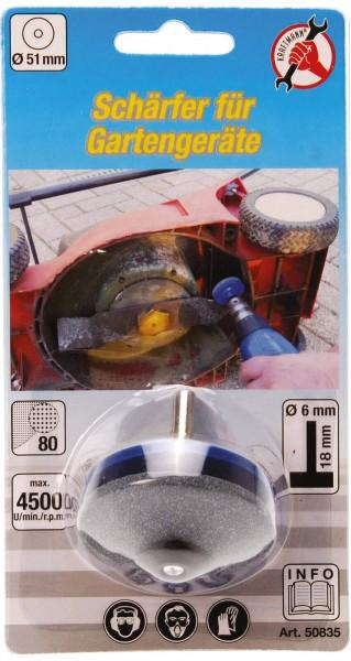 BGS 50835 Schärfer für Gartengeräte