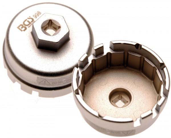 BGS 998 Ölfilter-Kappenschlüssel für Toyota