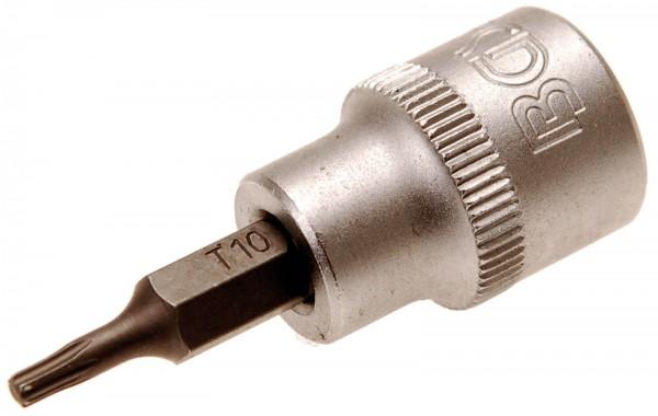 BGS 2760 Bit-Einsatz, 10 (3/8), T-Profil (ohne Bohrung) T10