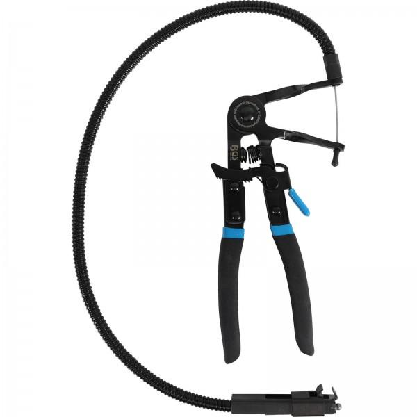 BGS 472 Schlauchklemmenzange semi-flexibel 18 - 54 mm