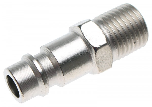 """BGS 3222-1 Druckluft-Stecknippel mit 1/4"""" Aussengewinde"""
