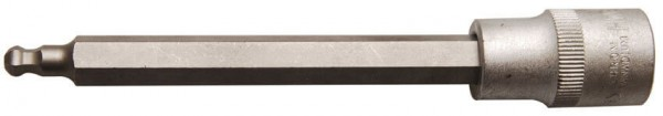 "BGS 4258-5 Innensechskant Steckschlüssel SW 5 x 140 mm 1/2"""