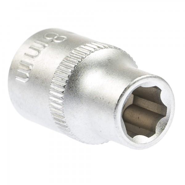 """BGS 2368 Steckschlüssel-Einsatz SW 8 mm 3/8"""" Super Lock"""