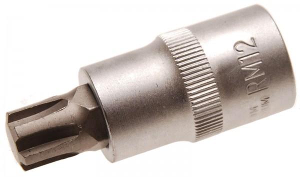 BGS 4156 Bit-Einsatz, Ribe R12 x 55 mm, 12,5(1/2)