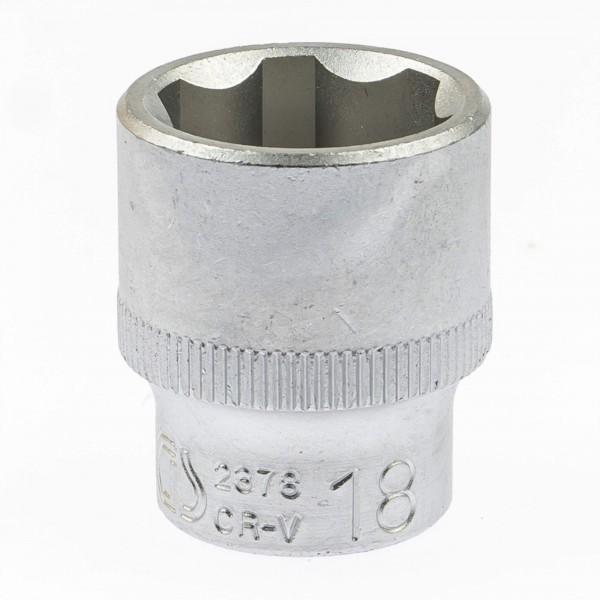 """BGS 2378 Steckschlüssel-Einsatz SW 18 mm 3/8"""" Super Lock"""