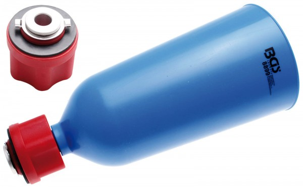 BGS 8899 Öl-Einfülltrichter mit Bajonettadapter für VAG, MB, BMW, Porsche, Volvo