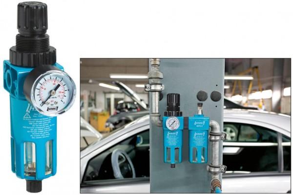 Hazet 9070-7 HAZET 9070-7 Filterdruckminderer mit Manometer