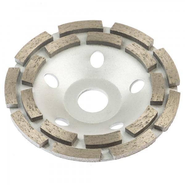 Pretool 100135 Diamant Flächenschleifscheibe 125 mm Beton Estrich