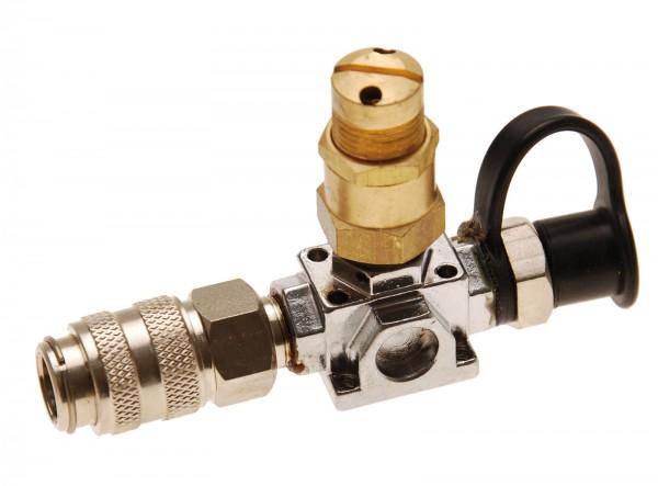 BGS 8563-1 Ersatz-Sicherheitsventil für Art. 8563