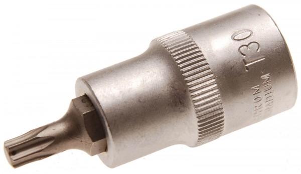 """BGS 4371 Spezial-T-Profil-Einsatz, 1/2"""", o. B., 53 mm lang, T30"""