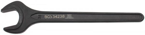 BGS 34238 Einmaulschlüssel, 38 mm