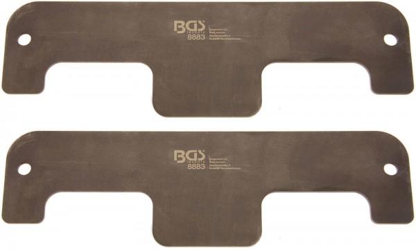 BGS 8883 Nockenwellen-Arretierwerkzeug für VAG W8 & W12