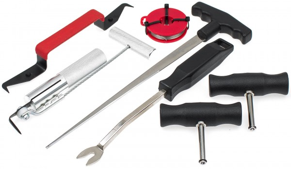 Asta A-5022304 Windschutzscheiben Werkzeug Set 7-tlg. Autoglas