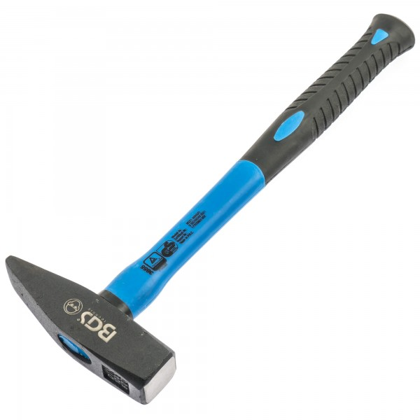 BGS 3855 Schlosserhammer, Fiberglasstiel, 800 g