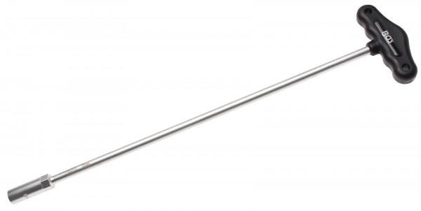 BGS 8996 T-Griff-Steckschlüssel, 6-Kant, 13x430 mm