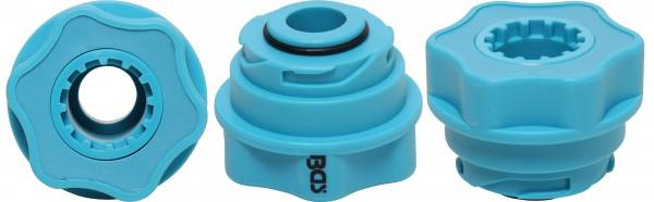 BGS 8505-13P Öl-Befülladapter für VAG (neuer Typ Öl-Deckel), passend für Art. 85