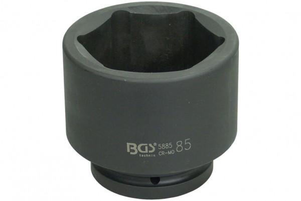 """BGS 5885 Steckschlüssel 85 mm für Schlagschrauber 1"""""""