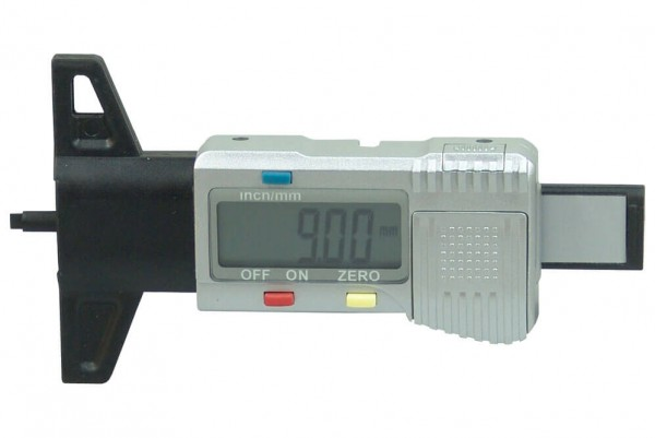 BGS 1941 Profiltiefenmesser digital 0-25 mm