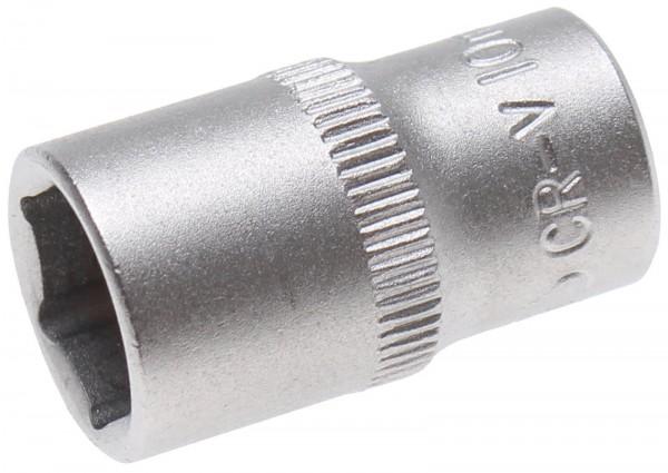 """BGS 2482 Steckschlüssel-Einsatz """"Pro Torque®"""" 1/4"""", 10 mm"""