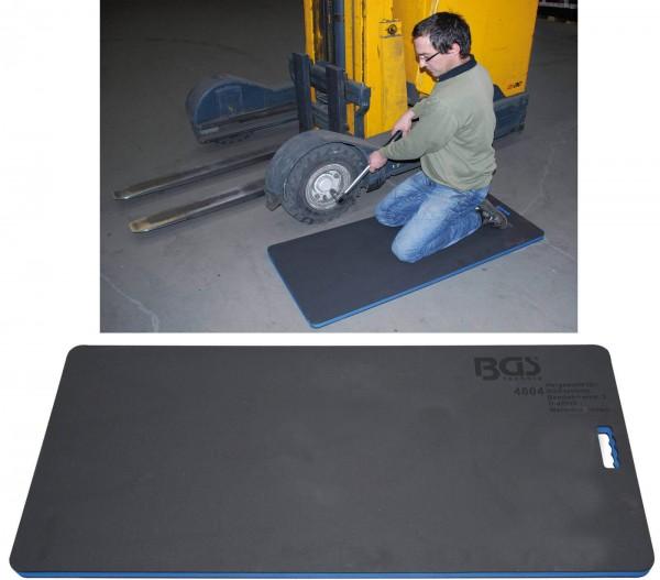 BGS 4804 Knieschutz-Matte 1200 x 540 x 30 mm