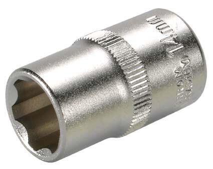 """BGS 2414 Steckschlüssel-Einsatz SW 14 mm 1/2"""" Super Lock"""