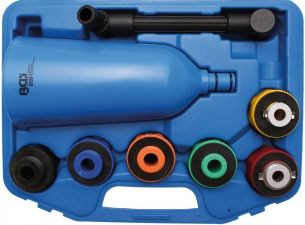 BGS 8505-1 Öl-Einfüllhilfe-Adaptersatz, Kunststoffausführung