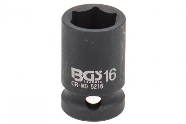 """BGS 5216 Schlagschrauber Einsatz SW 16 mm 1/2"""""""