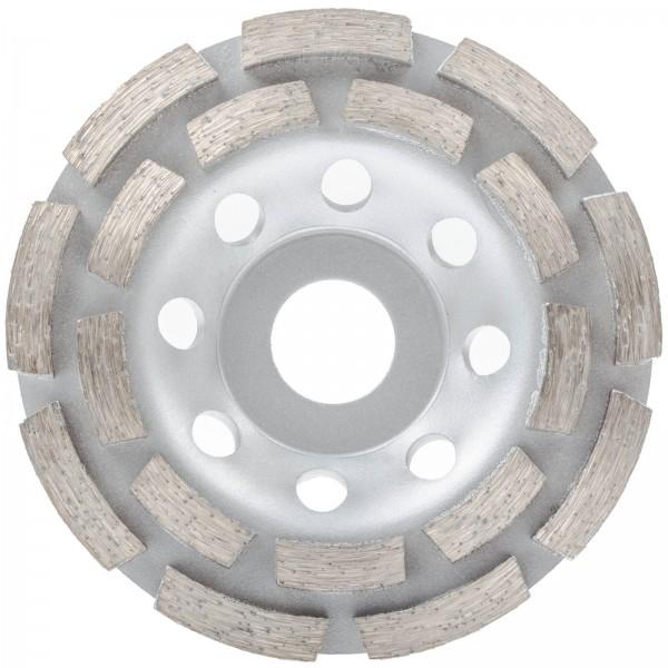 Pretool 100128 Diamant Flächenschleifscheibe 115 mm Beton Estrich