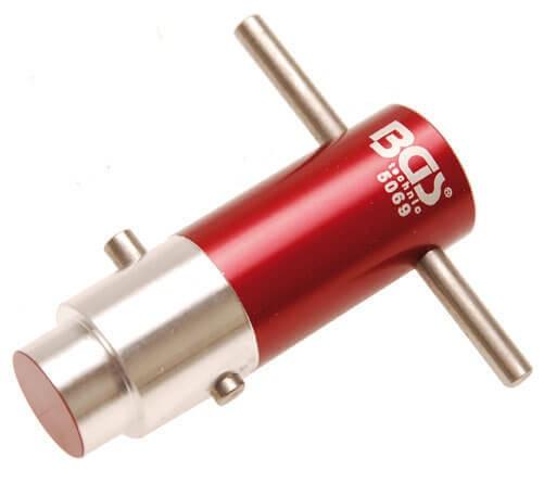 BGS 5069 Vorderachsen-Ausrichtwerkzeug für Ducati 25 mm
